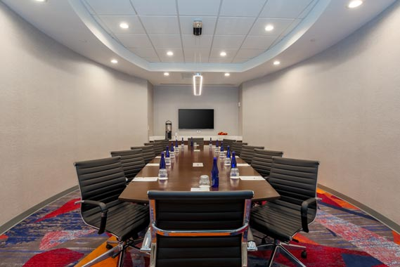DoubleTree by Hilton Atlanta Georgia - boardroom