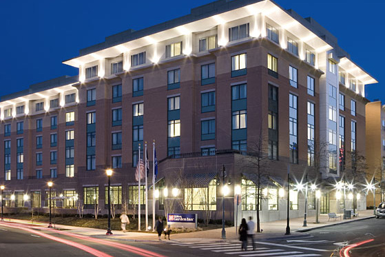 Hilton Garden Inn Washington Dc Huntington Hotel Group