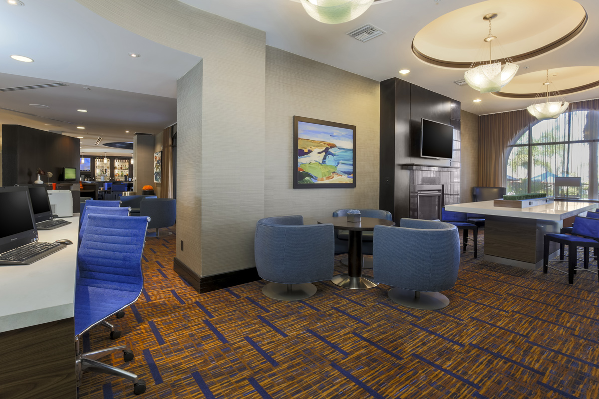 Courtyard by Marriott Liberty Station - business