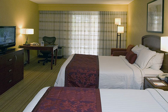 Courtyard by Marriott San Diego Central   two bedroom. Courtyard by Marriott   San Diego Central   Huntington Hotel Group