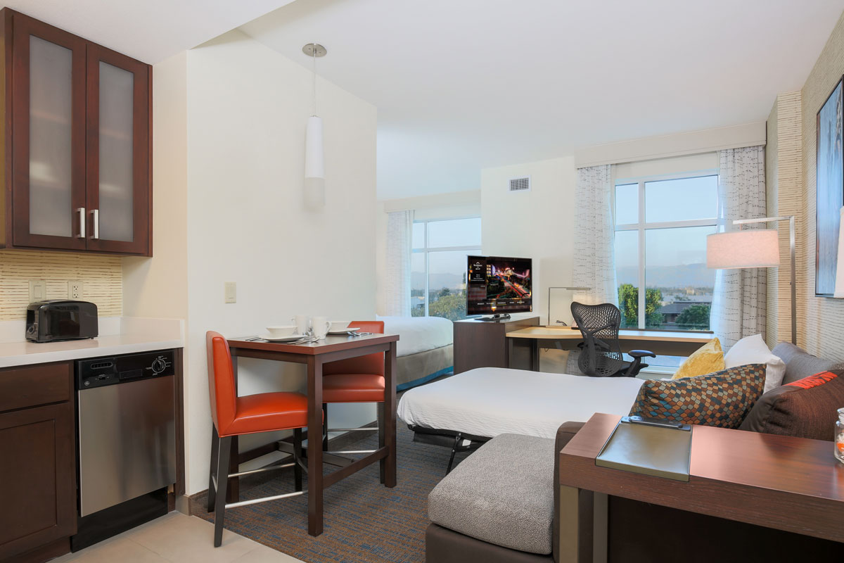 Residence Inn by Marriott - San Jose California | Huntington Hotel Group