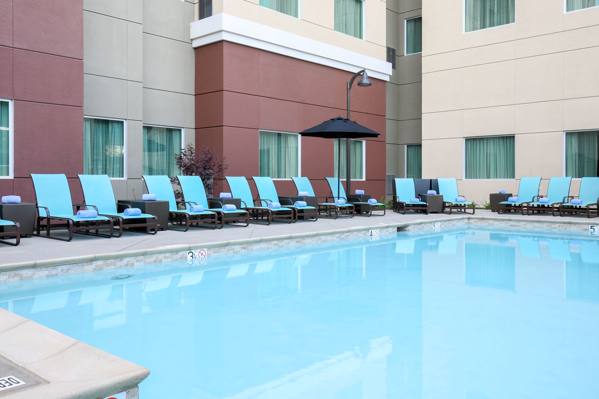 Springhill Suites By Marriott San Jose California Huntington Hotel Group
